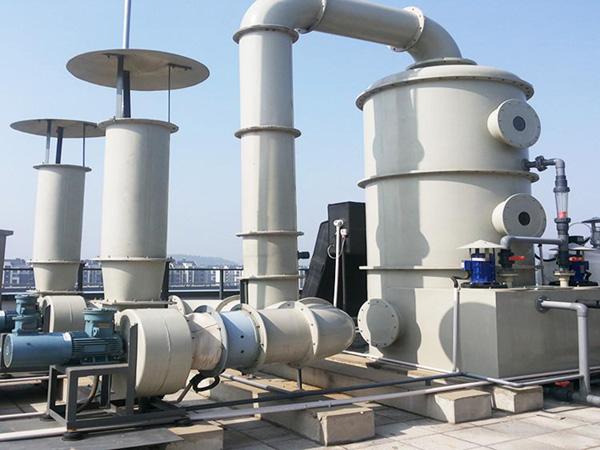 有机废气处理设备的选用原则