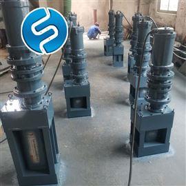 WFS污水及雨水提升泵站配套格栅机