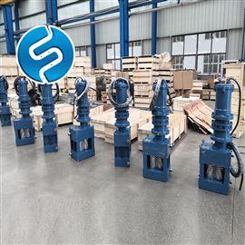 WFS300不锈钢地埋式粉碎格栅机制造商