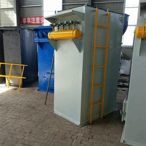 安徽粉碎厂布袋除尘器参数及工作原理