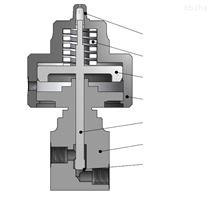 德国GSR蒸汽用气动阀门