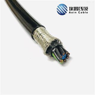 YSLCY-JB欧标认证3 X 70 + 3 G 10 SERVO 电机电缆