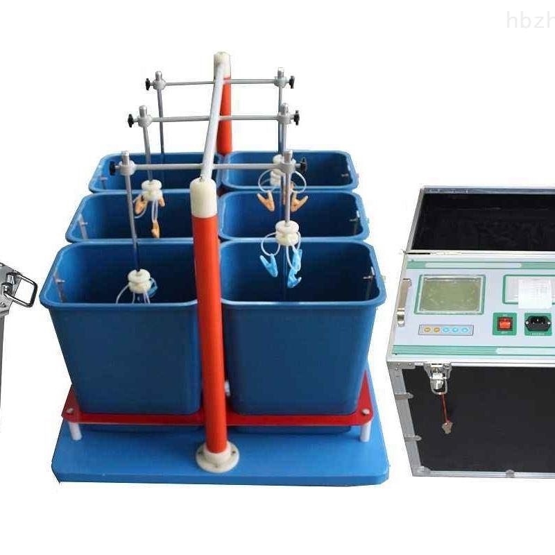 电力设施防护工具绝缘手套试验台