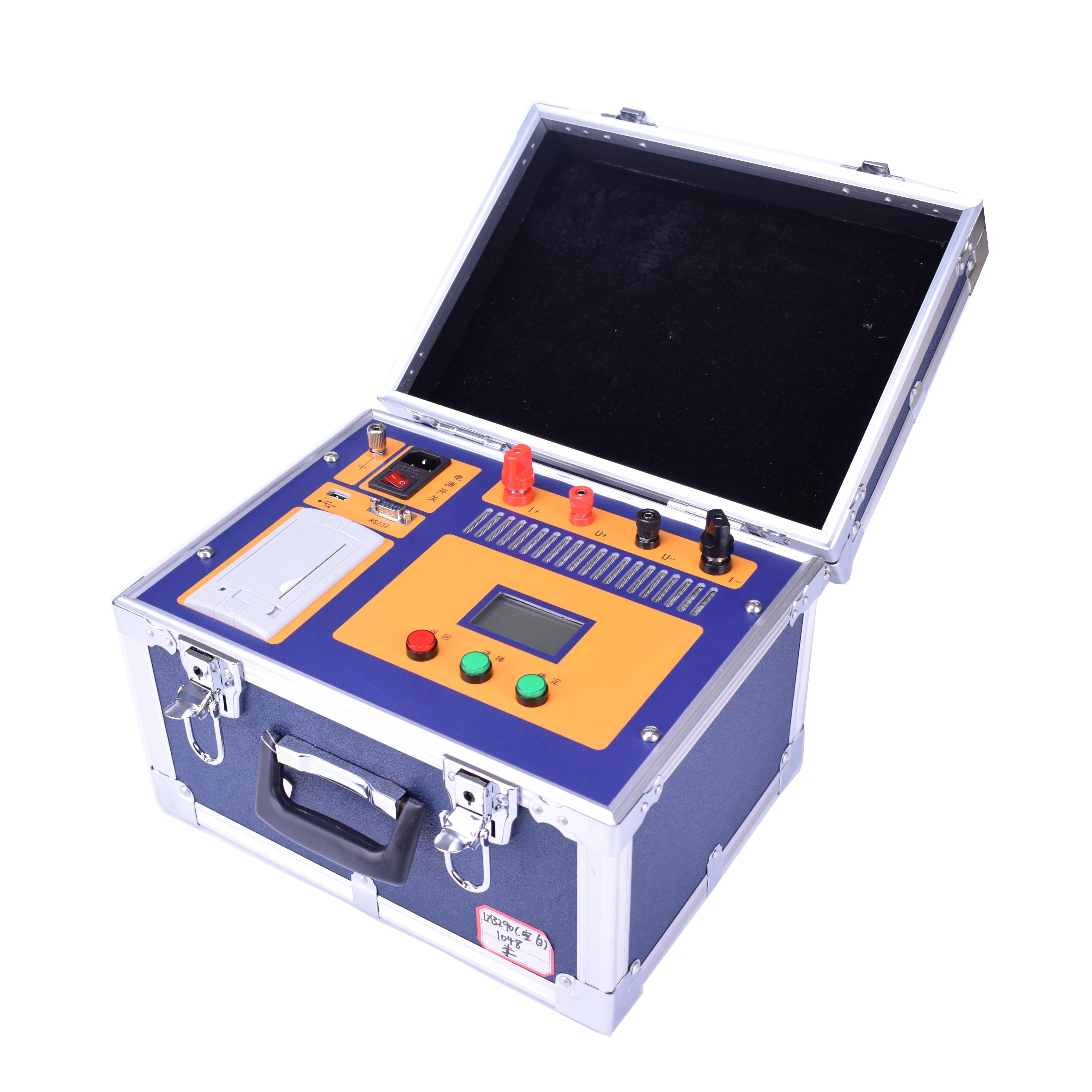 高压开关电阻测试仪100a200a可选