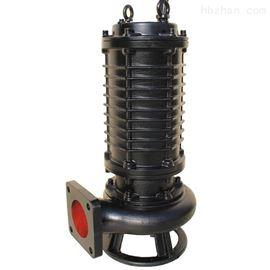 QWP型无堵塞不锈钢潜水排污泵