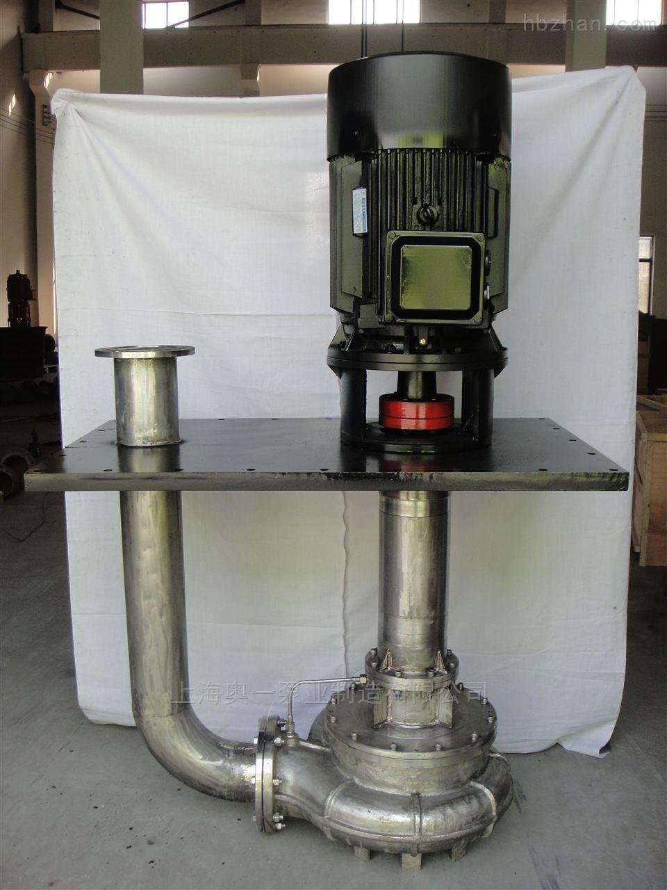 不锈钢液下排污泵