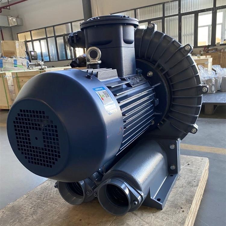 FB-20(15kw)耐高温防爆高压风机
