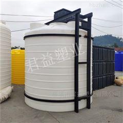 耐酸碱外加剂水箱价格 10立方水箱