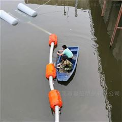 水上输水管载体浮筒