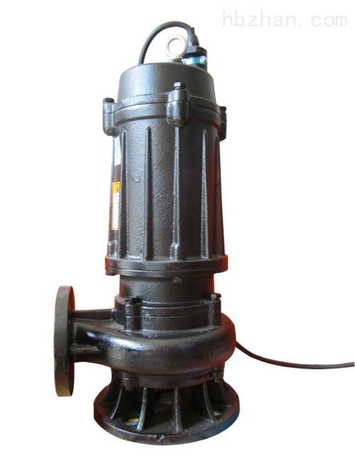 无堵塞潜水排污泵|WQ不锈钢潜污泵