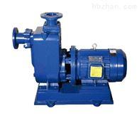 ZWL新型直联式自吸无堵塞排污泵