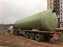 广西钦州市地埋玻璃钢化粪池生产厂家