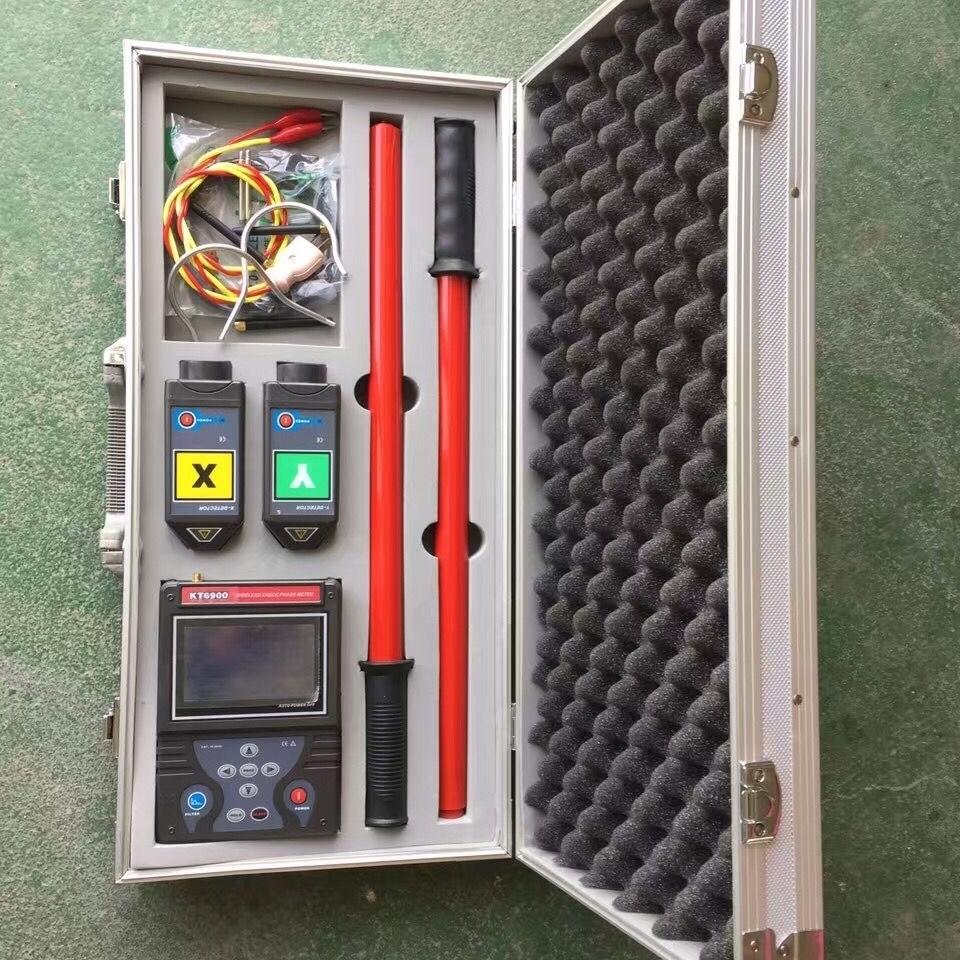 有线/无线核相仪220KV 35KV相位核定