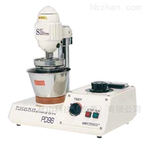 日本smt高粘度样品用高速均质机PD96