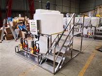 成套緩釋阻垢劑自動加藥裝置