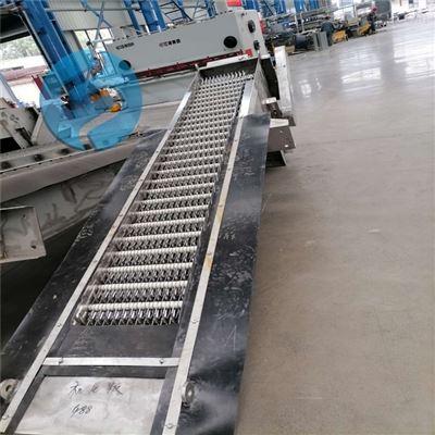 GSHZ可定制回转式格栅 齿耙格栅污水处理设备