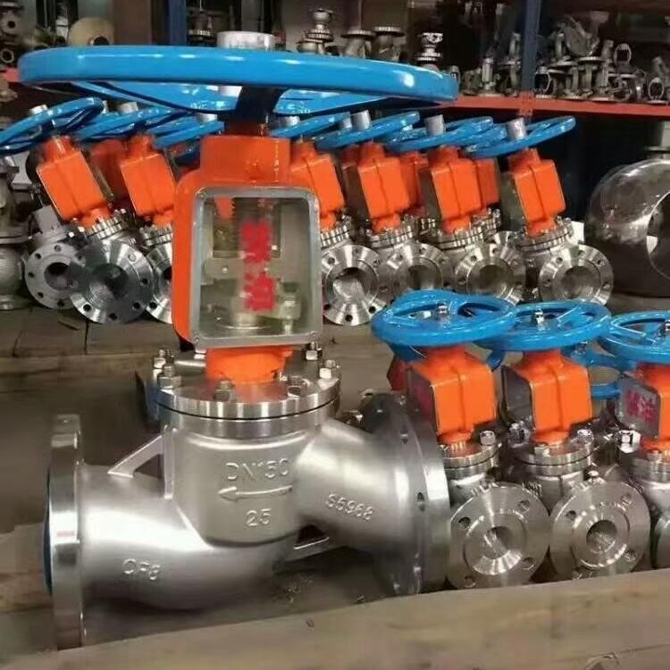 氧气截止阀YJ41F-PN16~40