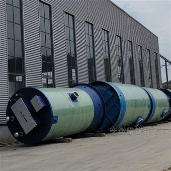 安徽智能型一体化泵站厂家