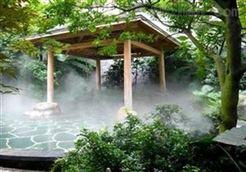生態園林人工造霧設備