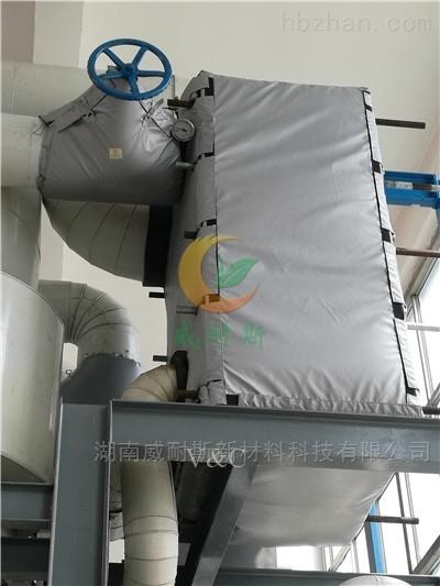 热力站换热器保温套