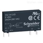SSL1D03BD施耐德schneider固态继电器SSL1A12JD特性