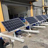 太阳能发电物联网电动蝶阀