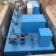 农村一体化污水处理设备工艺流程