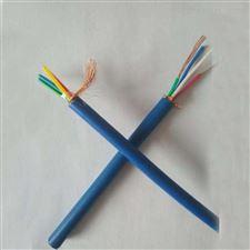 MHYV矿用阻燃屏蔽监测电缆