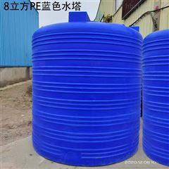 PT-8000L宿州8吨塑料贮罐  乙酸储蓄罐