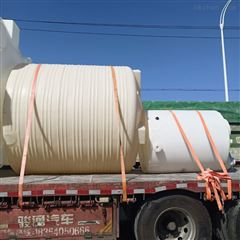 MC-8000L衢州8立方塑料储液罐 螯合剂储存桶