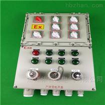 BXX-T石油采炼厂防爆检修电源控制箱户外带防雨罩