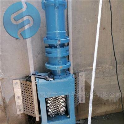 泵站粉碎性格栅机