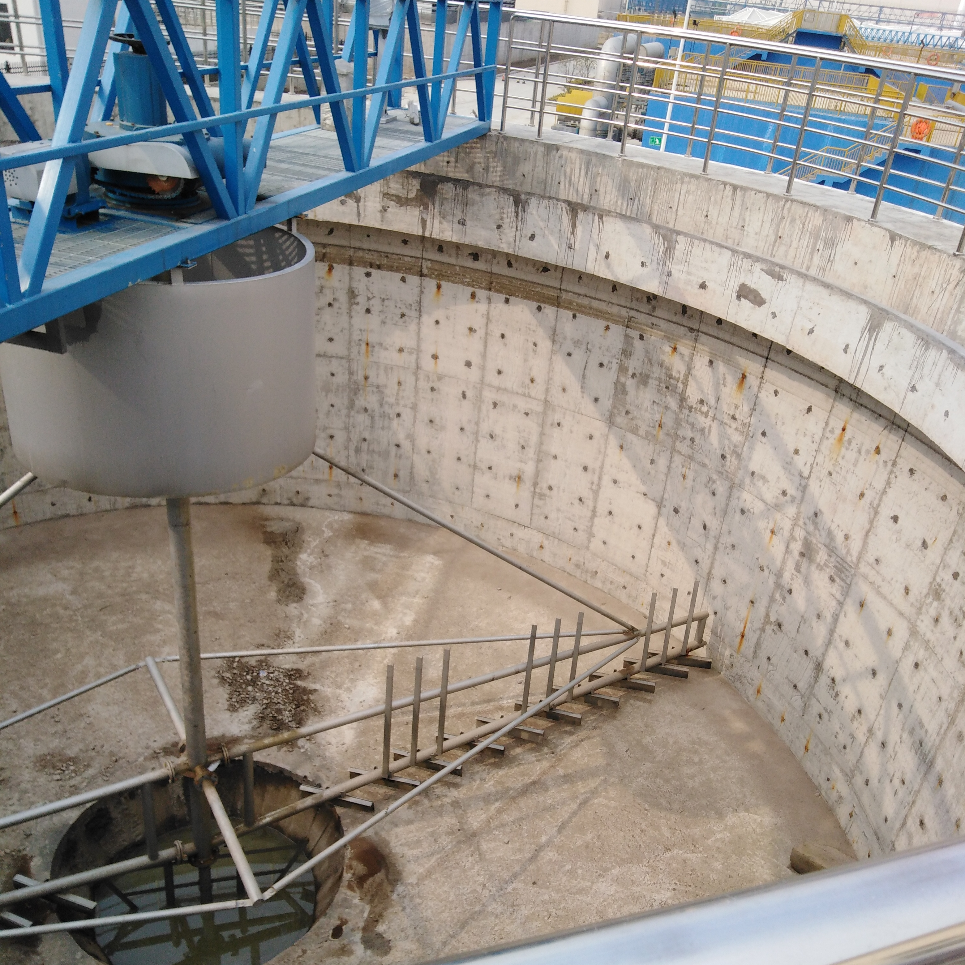 广西防城港作用不锈钢刮泥机食品厂