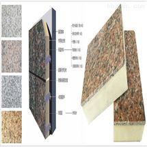 河北岩棉外墙保温装饰一体板 厂家报价