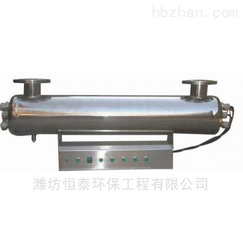 紫外线消毒设备的原理