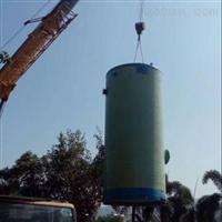地埋式一体化泵站装置