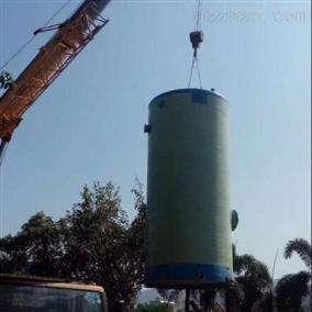 地埋式一体化泵站选型