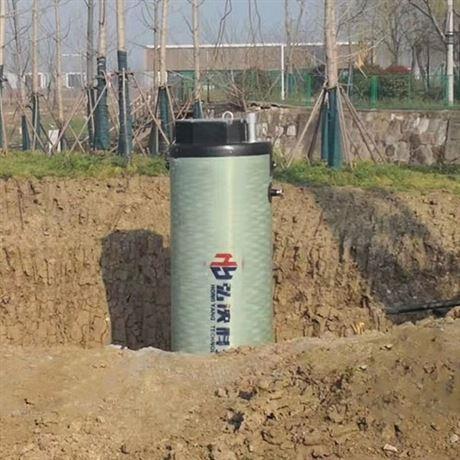 江西一体化预制泵站厂家可定制
