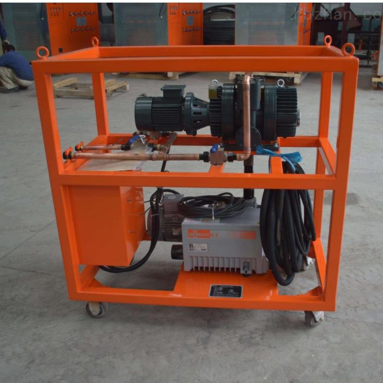 便捷式SF6气体回收装置