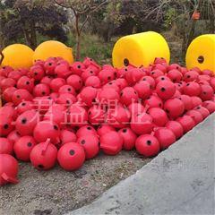 潘阳湖养殖围网浮球 塑料浮球 生产批发