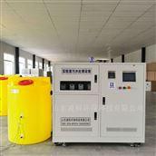 疾控中心实验室污水处理装置日常维护