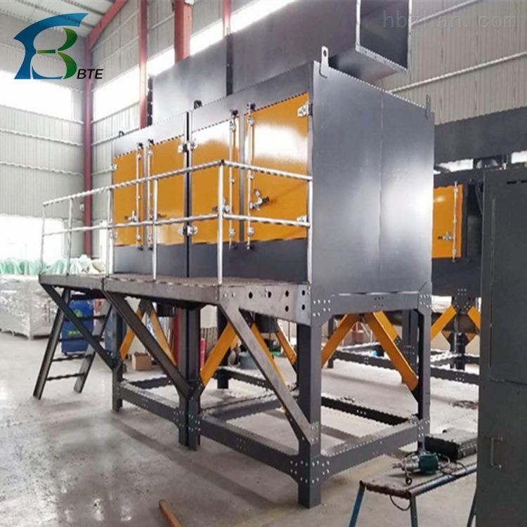 喷漆废气处理净化设备活性炭吸附装置