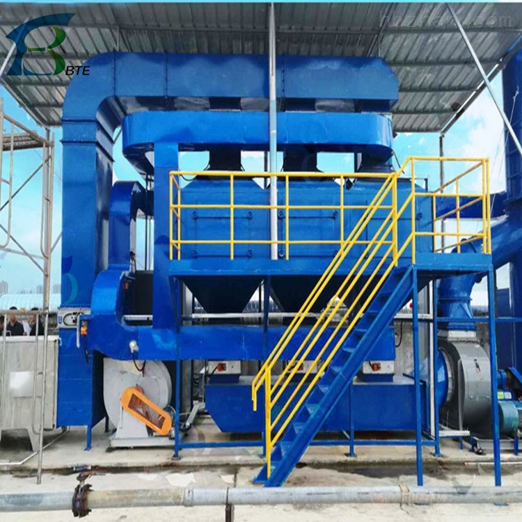 汽車維修廠廢氣處理設備