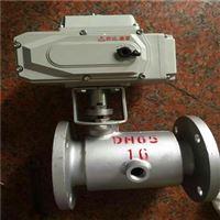 BQ941H精小型电动保温球阀