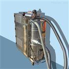五金车间地面金属粉尘收集清理用工业吸尘器