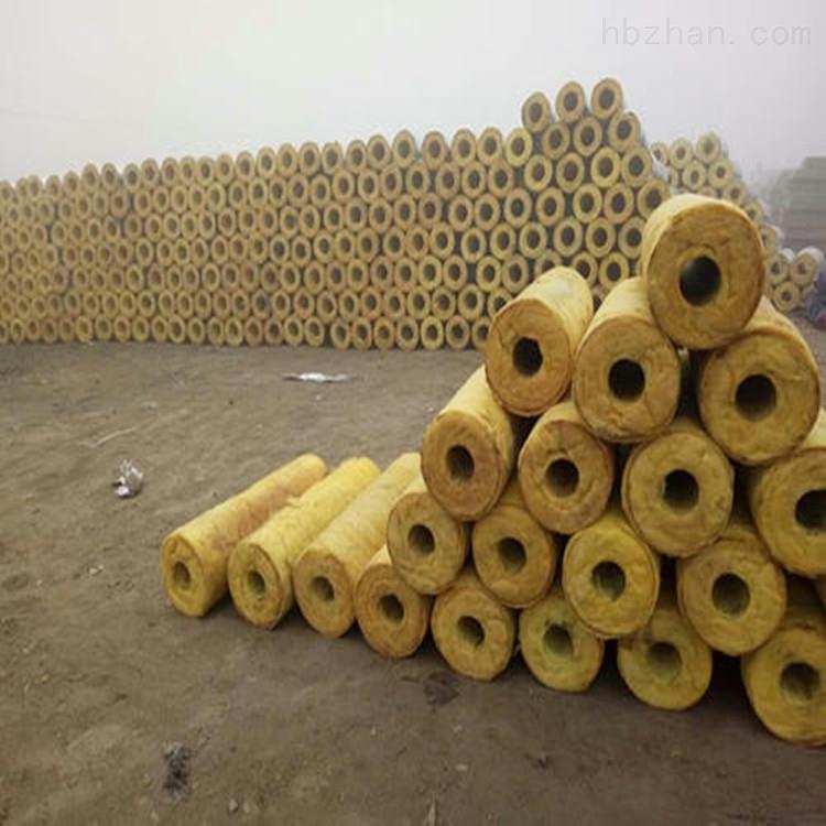 岩棉管管道保温管耐压强度