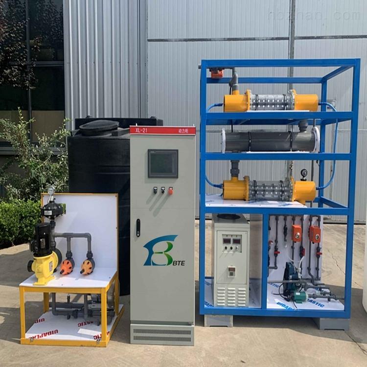 集成式次氯酸钠发生器医院污水消毒设备