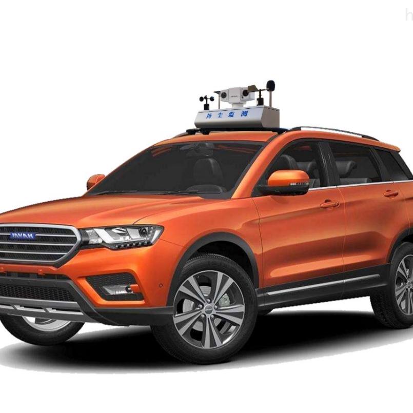 车载式扬尘在线实时监测设备