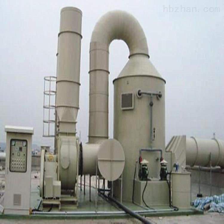 涂装车间废气处理喷淋塔设备支持定做