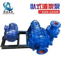 高浓度渣浆泵